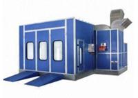 Cabina de pulverizacion automotriz SBA200 - Pinturas Clavel