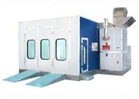 Cabina de pulverizacion automotriz SBA300 - Pinturas Clavel