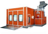 Cabina de pulverizacion automotriz SBA 500 - Pinturas Clavel
